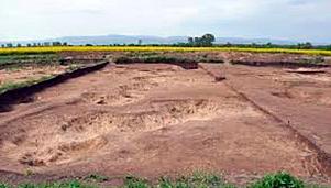 Prehistoric and Protohistoric Pit Complex, village of Kapitan Andreevo, Hauza locality