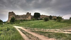 Medieval fortress, village of Mezek, Kaleto locality