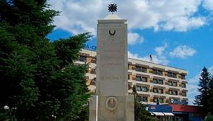 Monument to War Heroes, Svilengrad