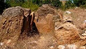 Dolmen necropolis, village of Oryahovo and village of Vaskovo