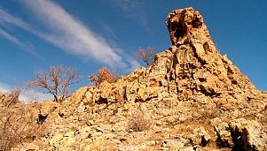 Rock Relief/Sanctuary, village of Gorno Pole