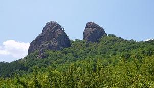 Medieval fortress, village of Rabovo, locality of Kaleto /Asara/