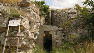 Rock church, village of Mihalich
