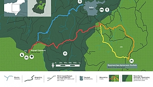 Tour of the National Park - Dadia Forest