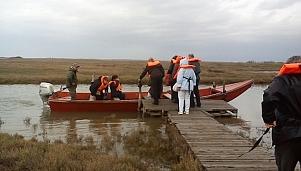 Delta of Evros River