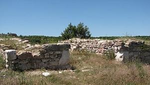 Archaeological complex Castra Rubra