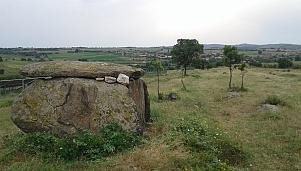 Dolmen - village of Ostar Kamuk, Sivri Kaya locality