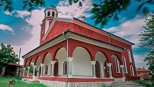 Church of Saint Demetrius, village of Yabalkovo