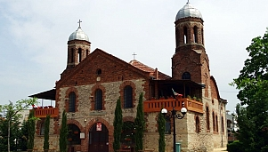 Church of the Life-Receiving Source, town of Svilengrad