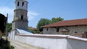 Church of Saint Elijah, village of Tsareva Polyana