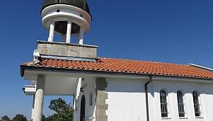 Chapel of Saint George, village of Tsareva Polyana