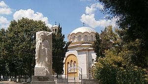 "Church of the Holy Theotokos, Memorial to Christ the Savior"", Topolovgrad"