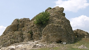 Chernata Skala (The Black Rock)