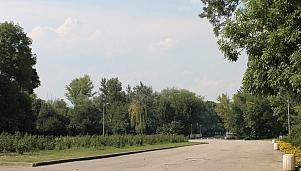 Maritsa Park, town of Dimitrovgrad