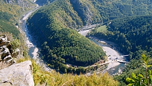 Meanders of the Arda River