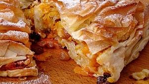 Tikvenik (pumpkin pastry)