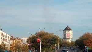 Water tower, Dimitrovgrad