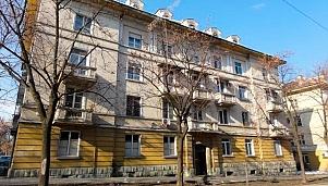 Architectural ensemble on Treti Mart Blvd., Dimitrovgrad