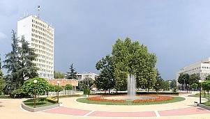Bulgaria Square, Dimitrovgrad