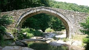 Aterenski Bridge, Ivaylovgrad