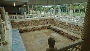 Ancient Roman Villa Armira 2nd-4th century, Ivaylovgrad
